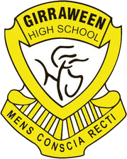 Girraween High School logo